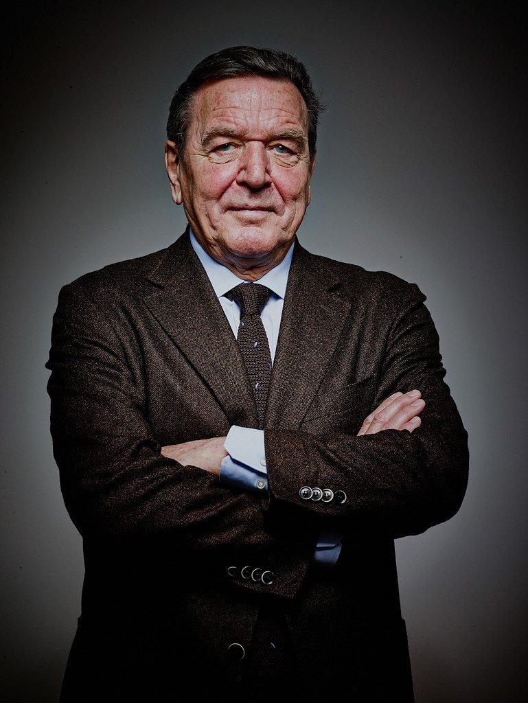 Gerhard Schröder, SPD