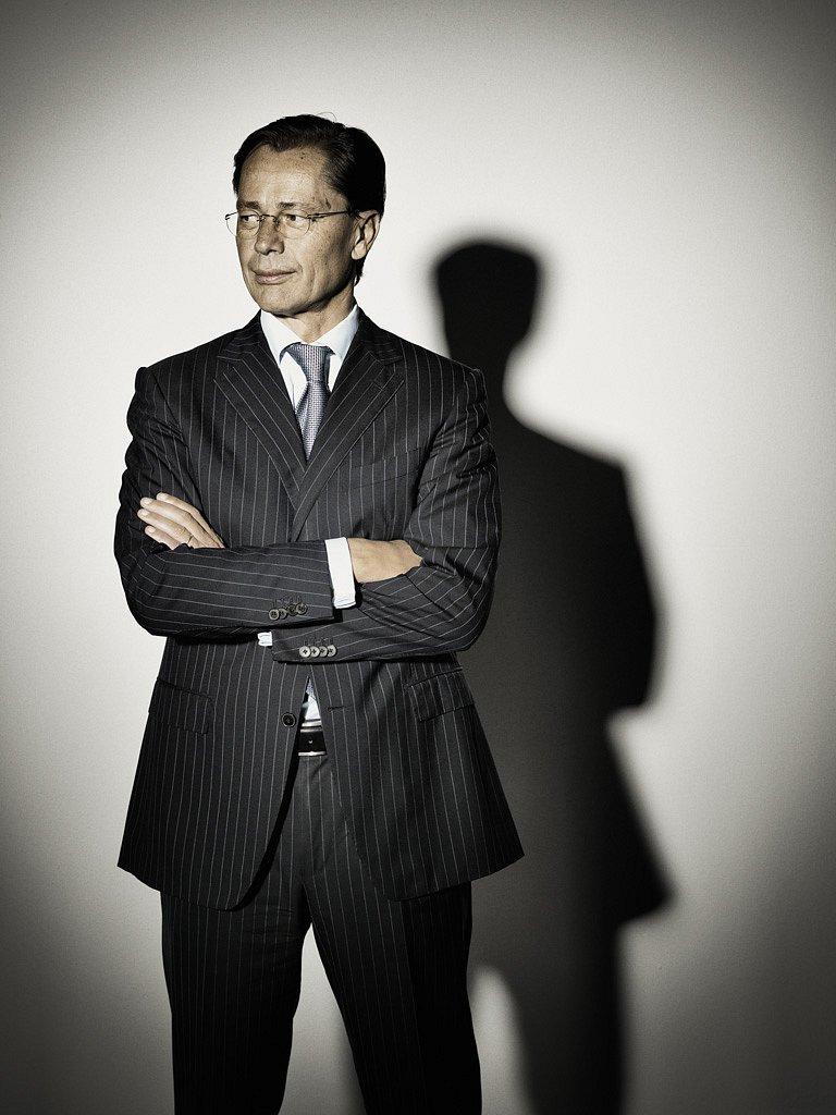 Thomas Middelhoff, ehemals KarstadtQuelle AG