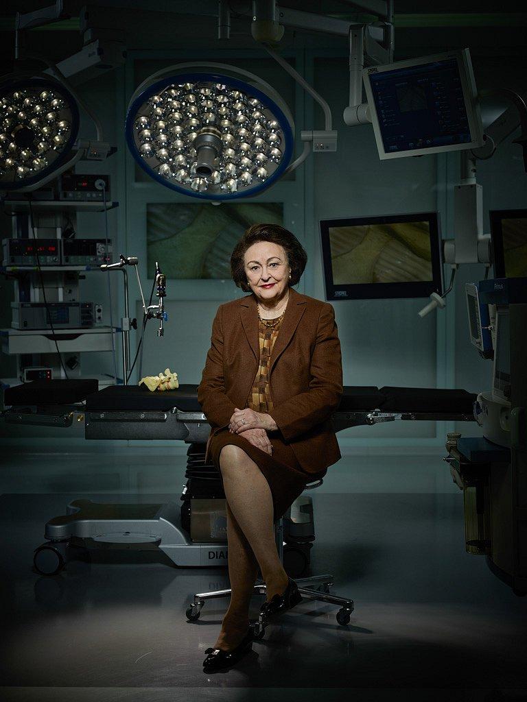 Sybill Storz, KARL STORZ Endoskopie